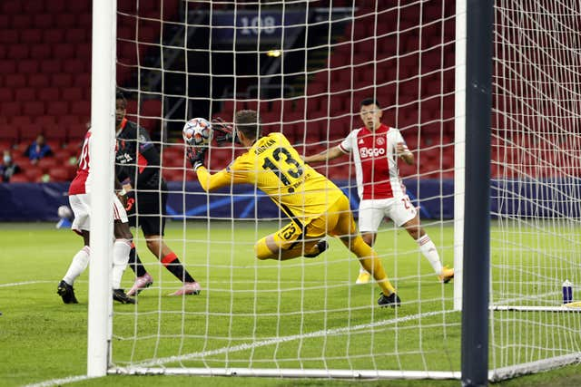 Ajax Amsterdam 0 - 1 Liverpool: Fabinho fills Virgil Van Dijk void superbly as Liverpool win at Ajax