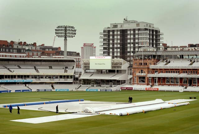 Will this be an all-too familiar sight at Lord's this week?