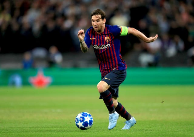 Even Lionel Messi was unable to spark Barcelona into life