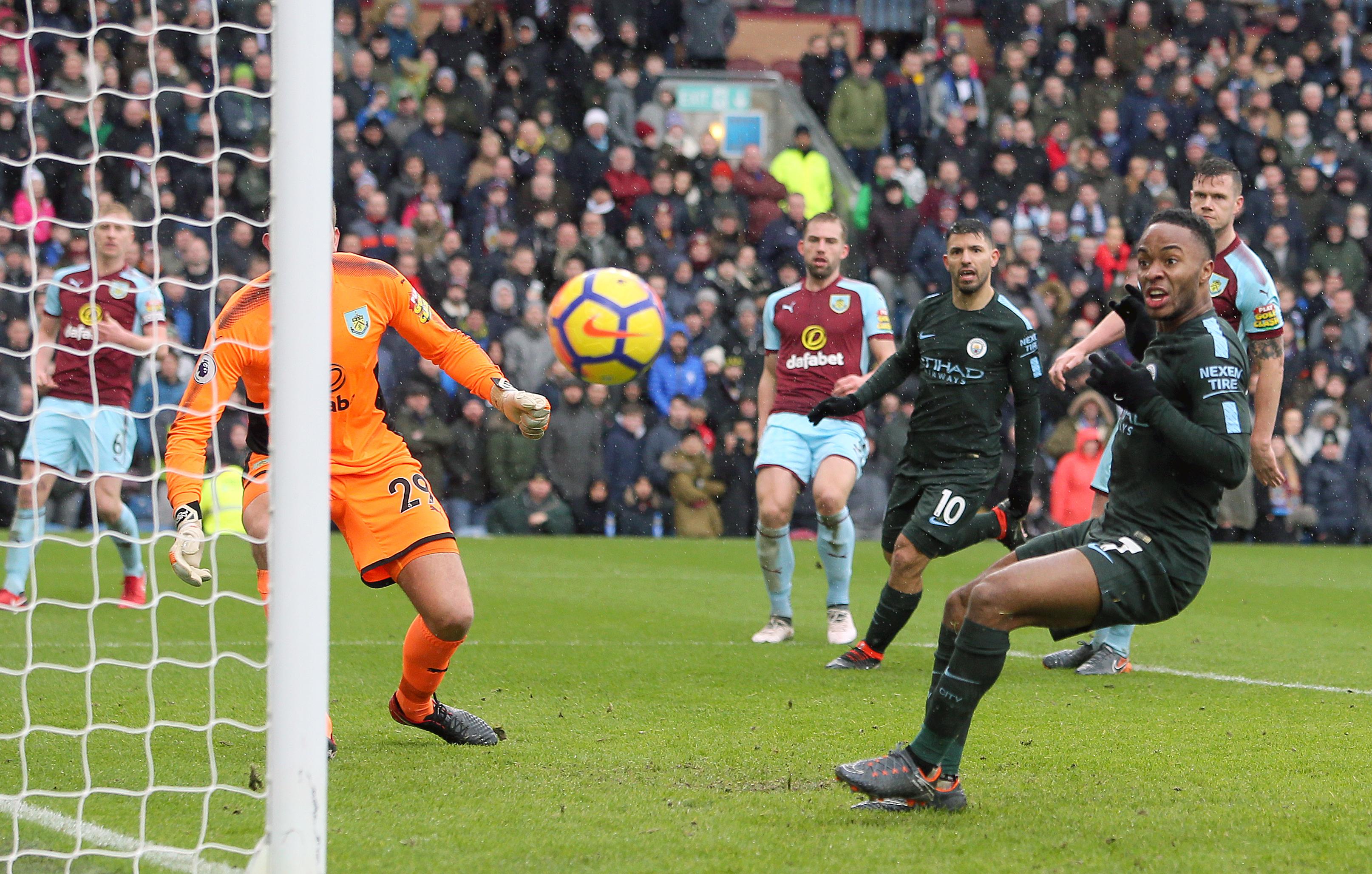 Burnley v Manchester City – Premier League – Turf Moor