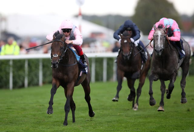 Too Darn Hot was a brilliant winner at Doncaster