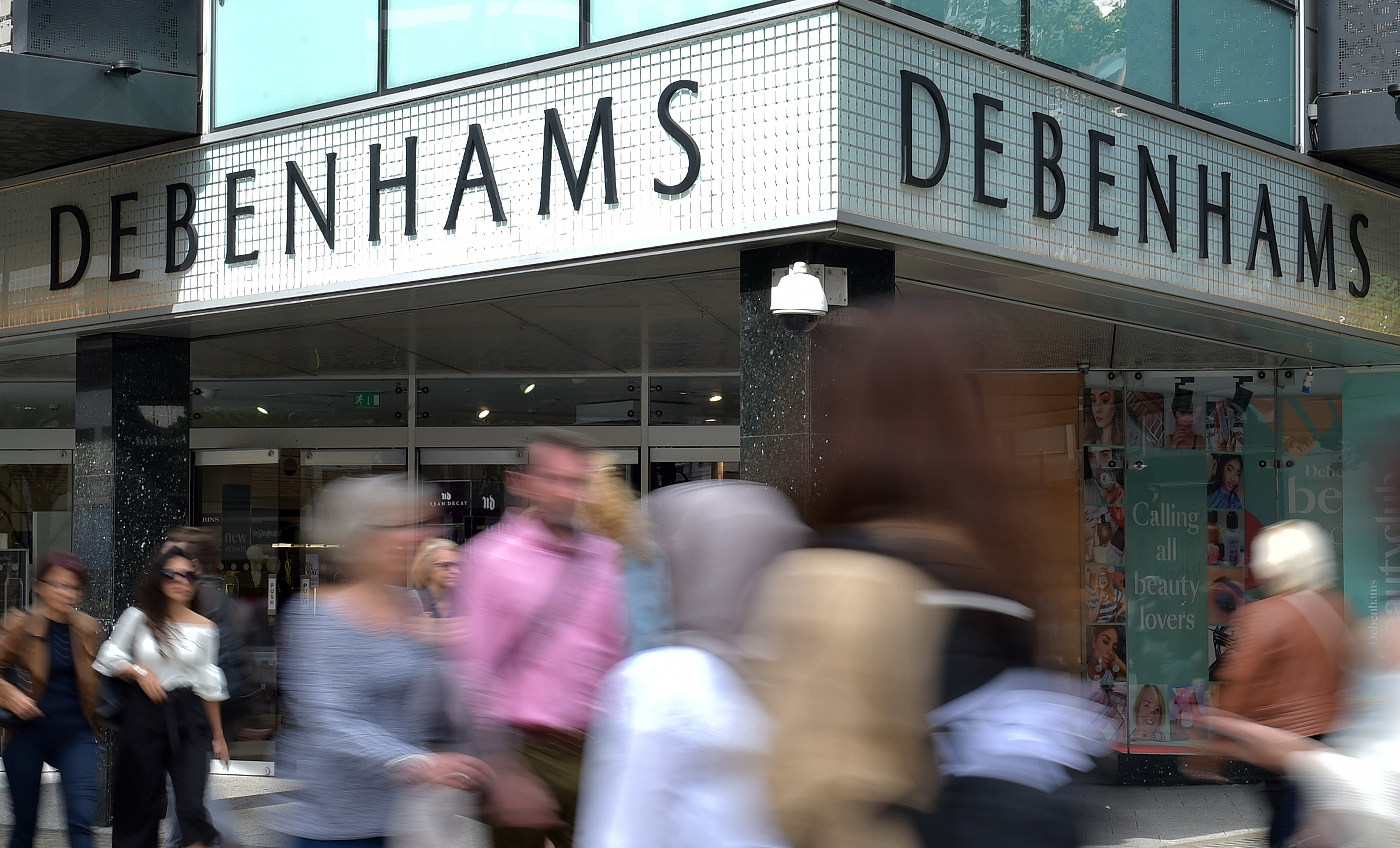 Mike Ashley pushes chair and chief executive from Debenhams board