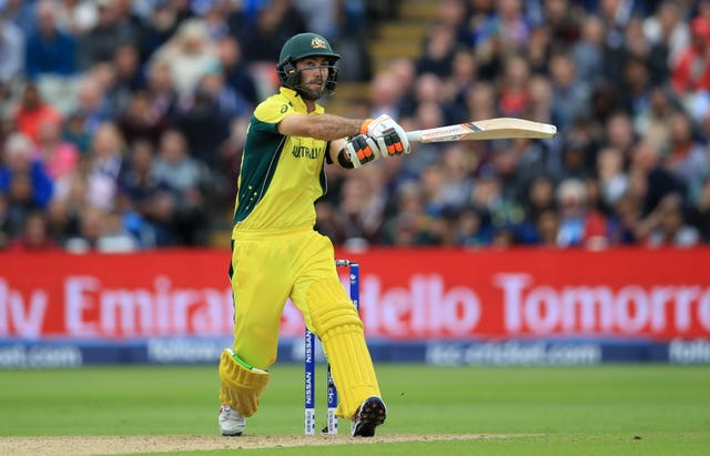 Glenn Maxwell's 103 set Australia on their way to a Twenty20 win over England last week.