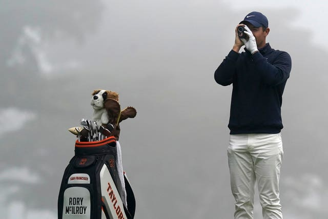 Rory McIlroy is hoping to end a long wait for a major win