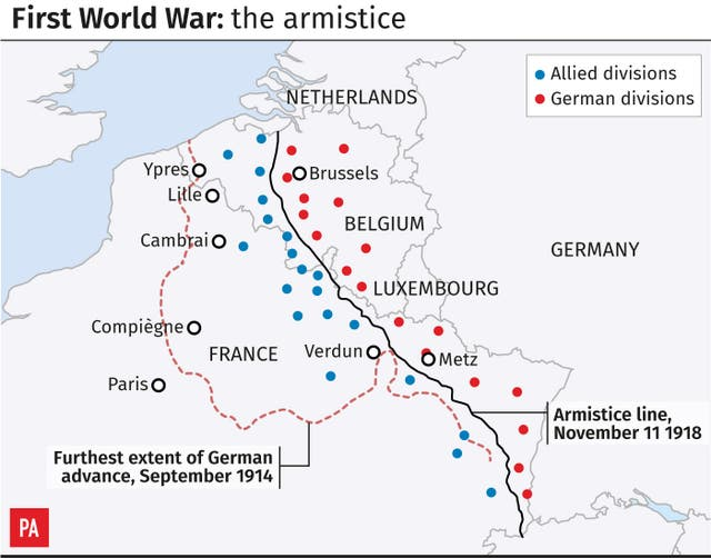 Armistice graphic
