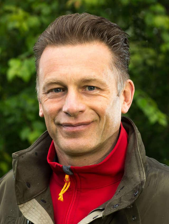 Chris Packham suffers from  Meniere's disease (Jo Charlesworth/BBC/PA)