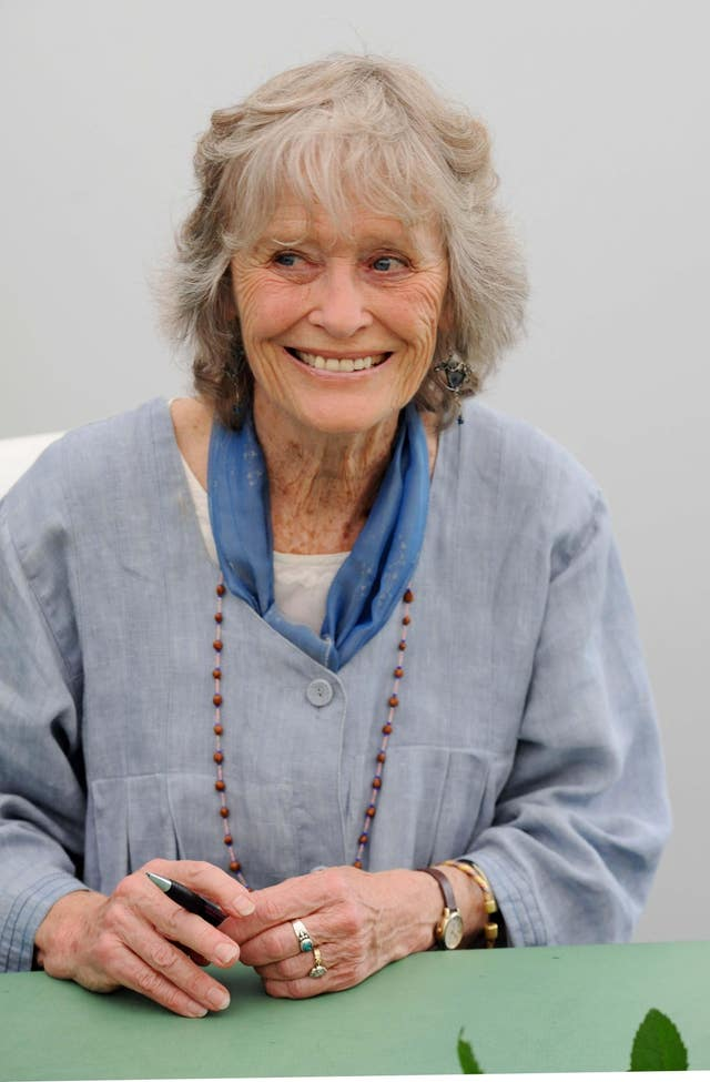 Virginia McKenna (Barry Batchelor/PA)