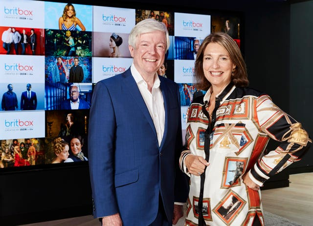 Dame Carolyn McCall could take over from Lord Tony Hall