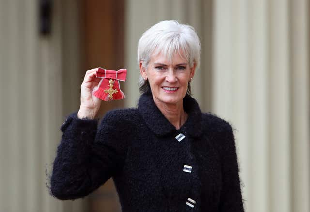 Murray was awarded an OBE in 2017 for her services to tennis