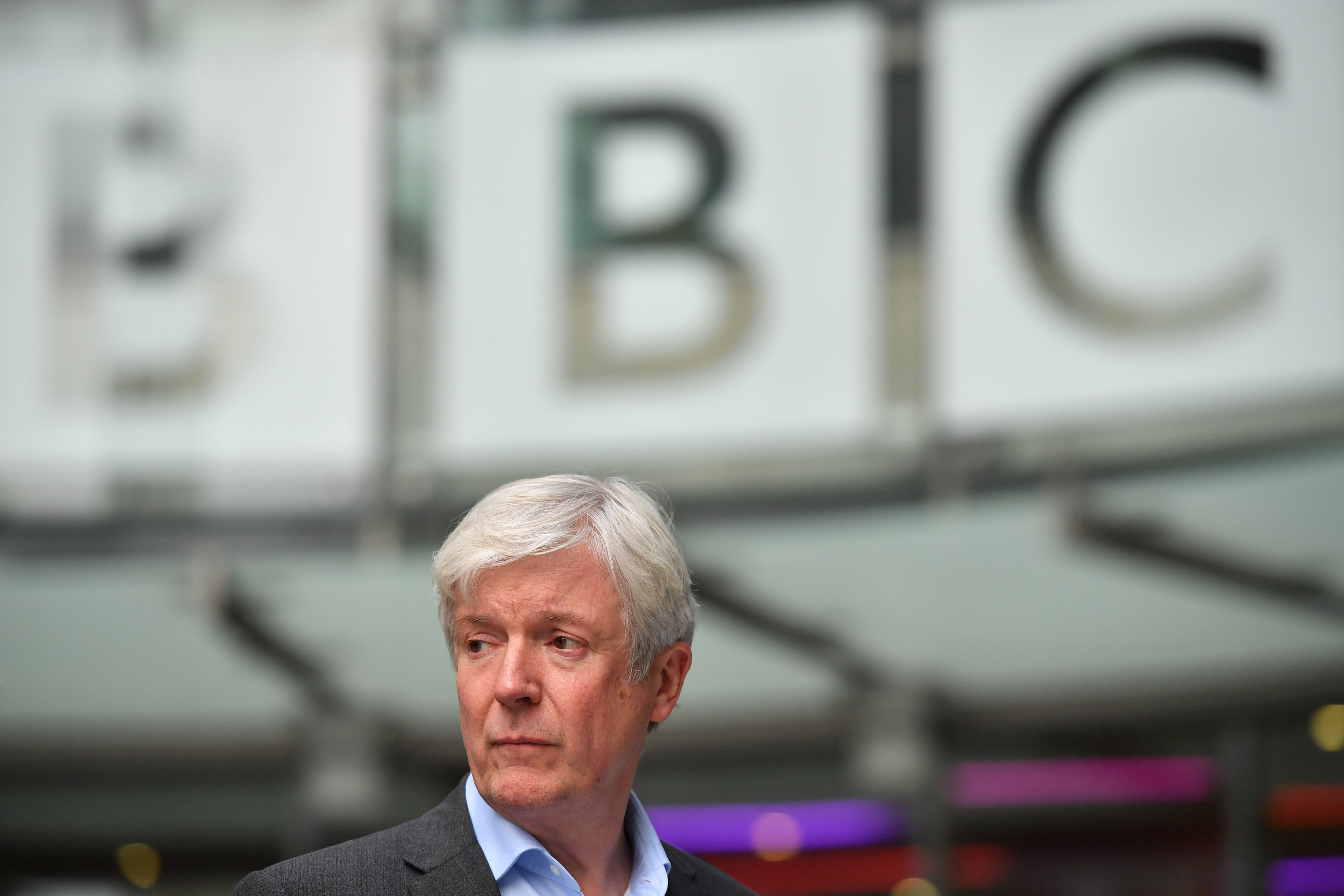 BBC to scrap free licence fee for millions of over-75s