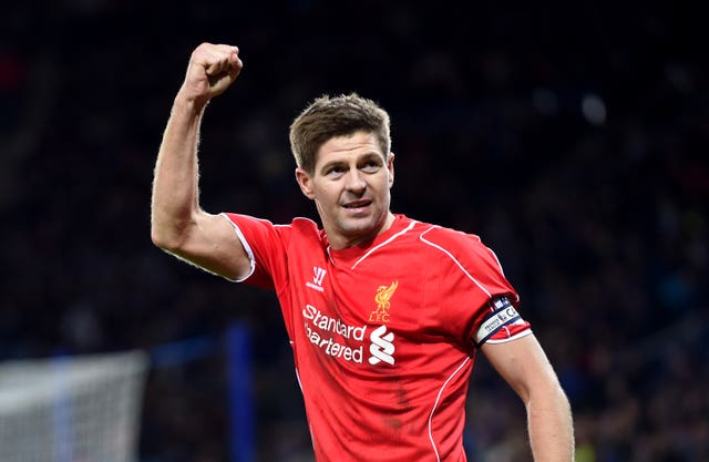 Steven Gerrard says it is his dream to one day return to Anfield as manager