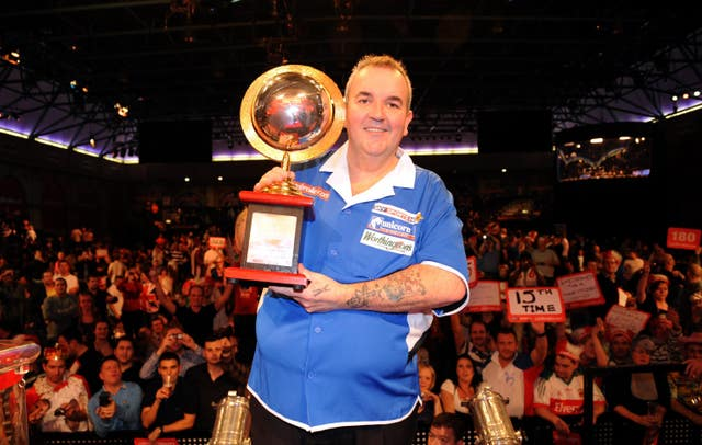Phil Taylor dominated the sport of darts