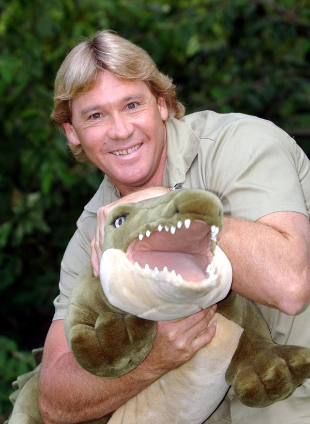 Steve Irwin – Crocodile Hunter