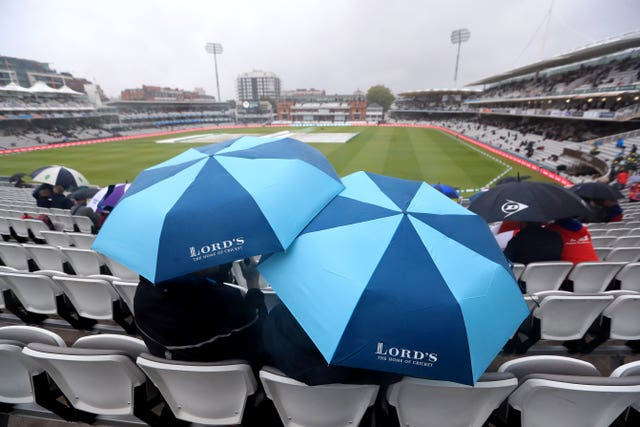 England v Australia – Second Test – Day One – 2019 Ashes Series – Lord's