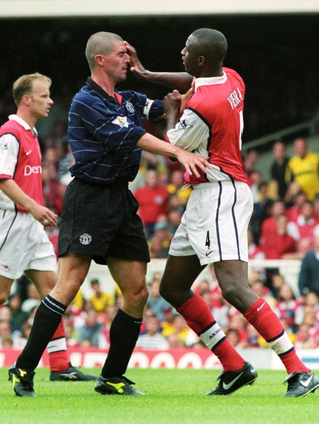 Soccer – FA Carling Premiership – Arsenal v Manchester United – Highbury