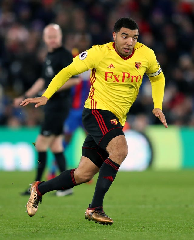 Troy Deeney could be set to leave Watford