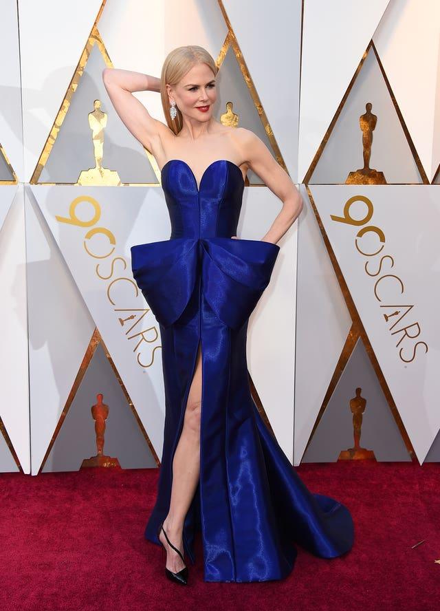 Nicole Kidman (Jordan Strauss/Invision/AP)