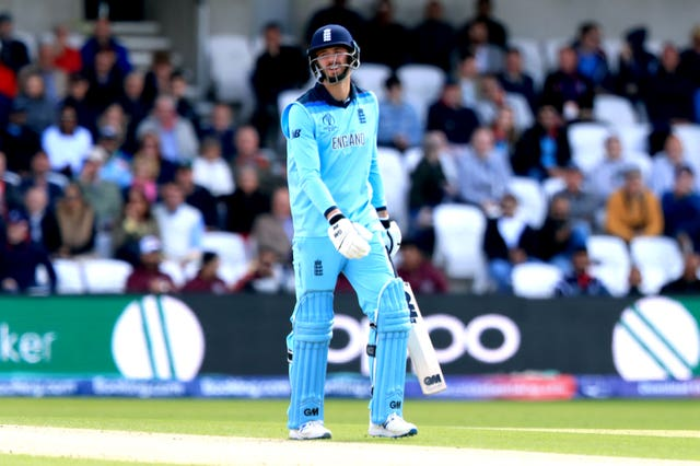 James Vince has flattered to deceive in the World Cup (Simon Cooper/PA)