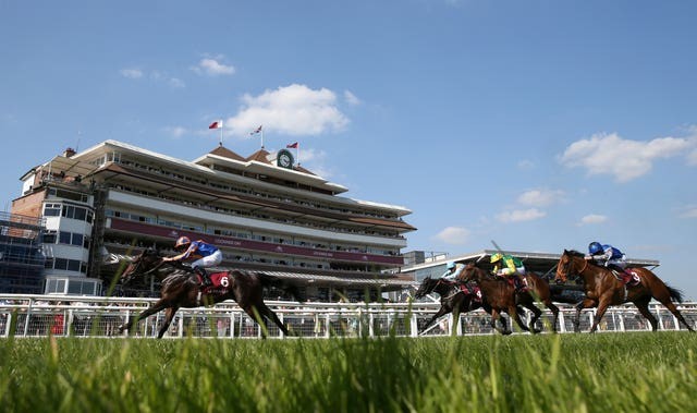 The Irish Rover won in good style on Lockinge day at Newbury