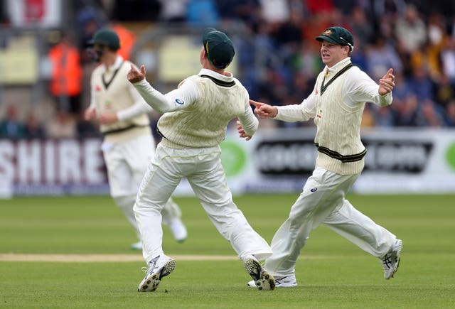 Cricket – First Investec Ashes Test – England v Australia – Day One – SWALEC Stadium