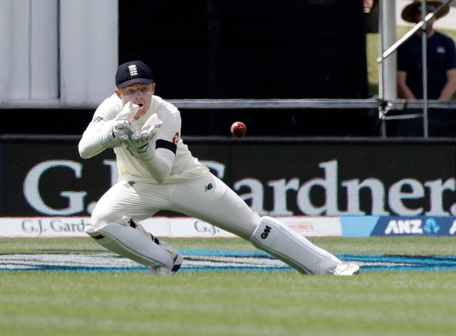 England wicketkeeper Ollie Pope