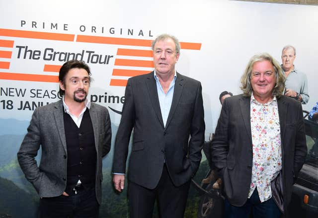 The Grand Tour Series 3 – London