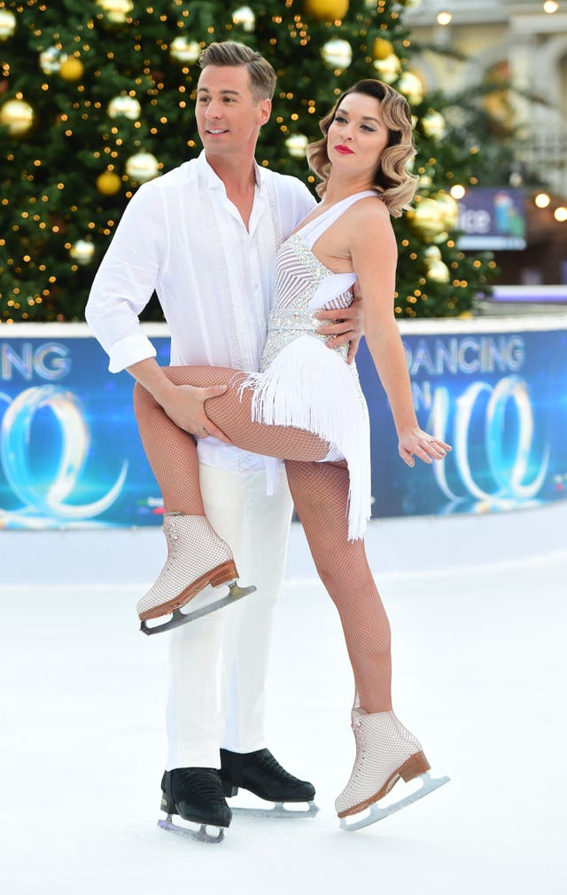 Dancing on Ice 2018 Photocall – London