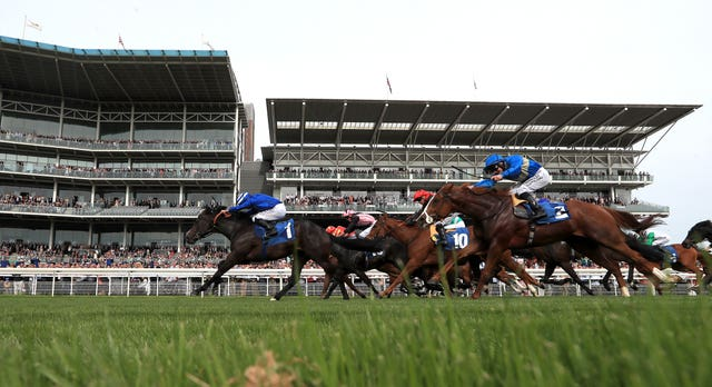 Koditime shone under Ryan Moore at York