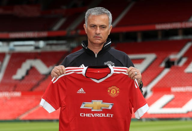 Mourinho joined United on May 27 2016 after leaving Chelsea in December 2015 by mutual consent following a poor run of form