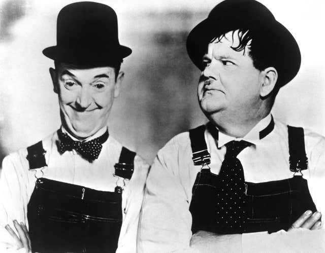 Film – When Comedy Was King – Laurel and Hardy