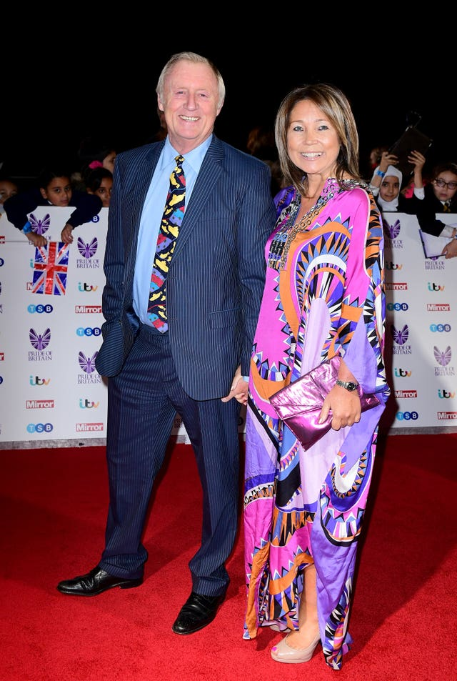 The Pride of Britain Awards 2016 – London