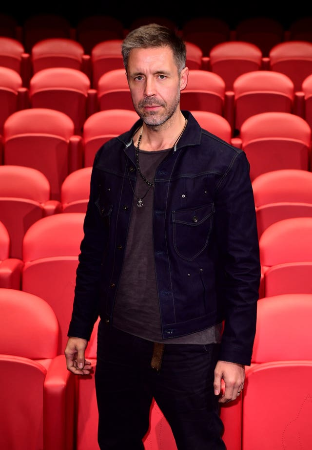 Paddy Considine stars alongside Maxine Peake in Funny Cow (Ian West/PA)