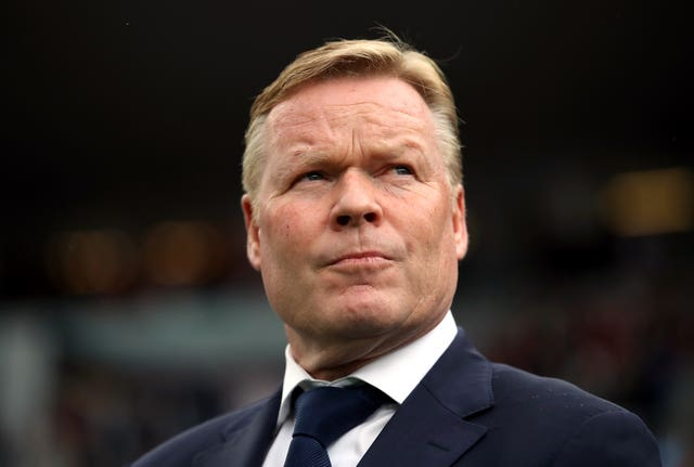 Ronald Koeman praised Northern Ireland