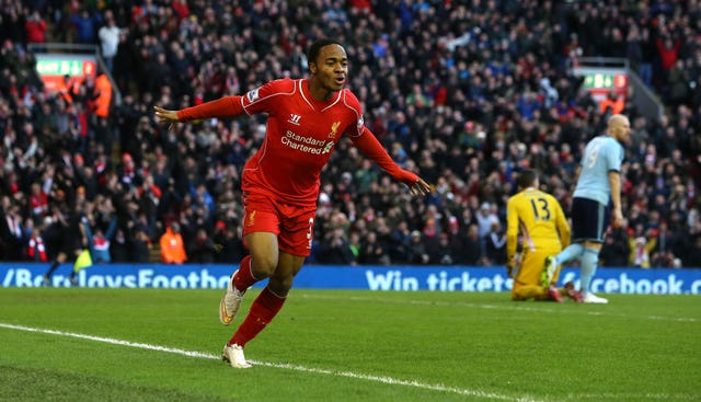 Raheem Sterling left Liverpool under a cloud