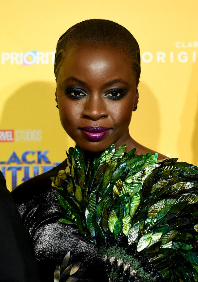 Black Panther European Premiere – London