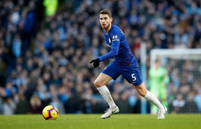 Jorginho followed Maurizio Sarri from Napoli to Stamford Bridge.