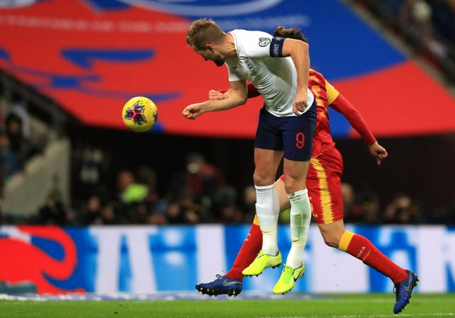 Kane was in irresistible form in front of goal