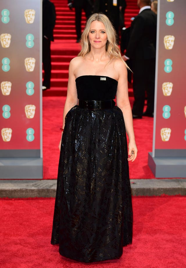Radio and TV personality Edith Bowman (Ian West/PA)