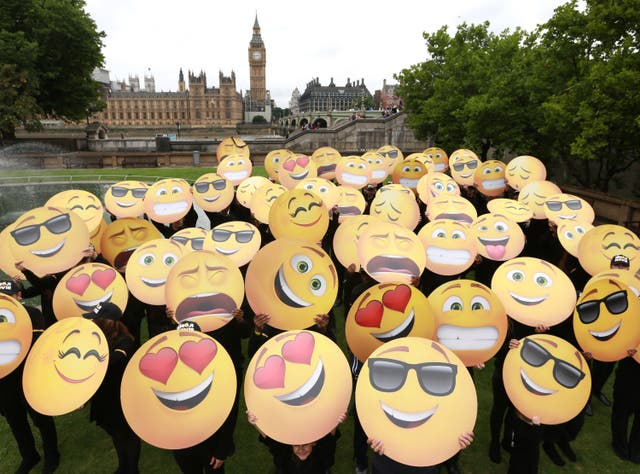 Emojis are being used by some teachers to help engage pupils in lessons, it has been reported (Matt Alexander/PA)