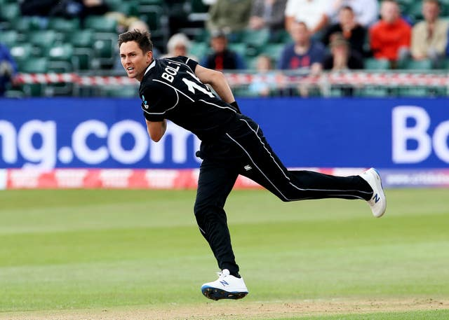 Trent Boult has only taken three wickets so far