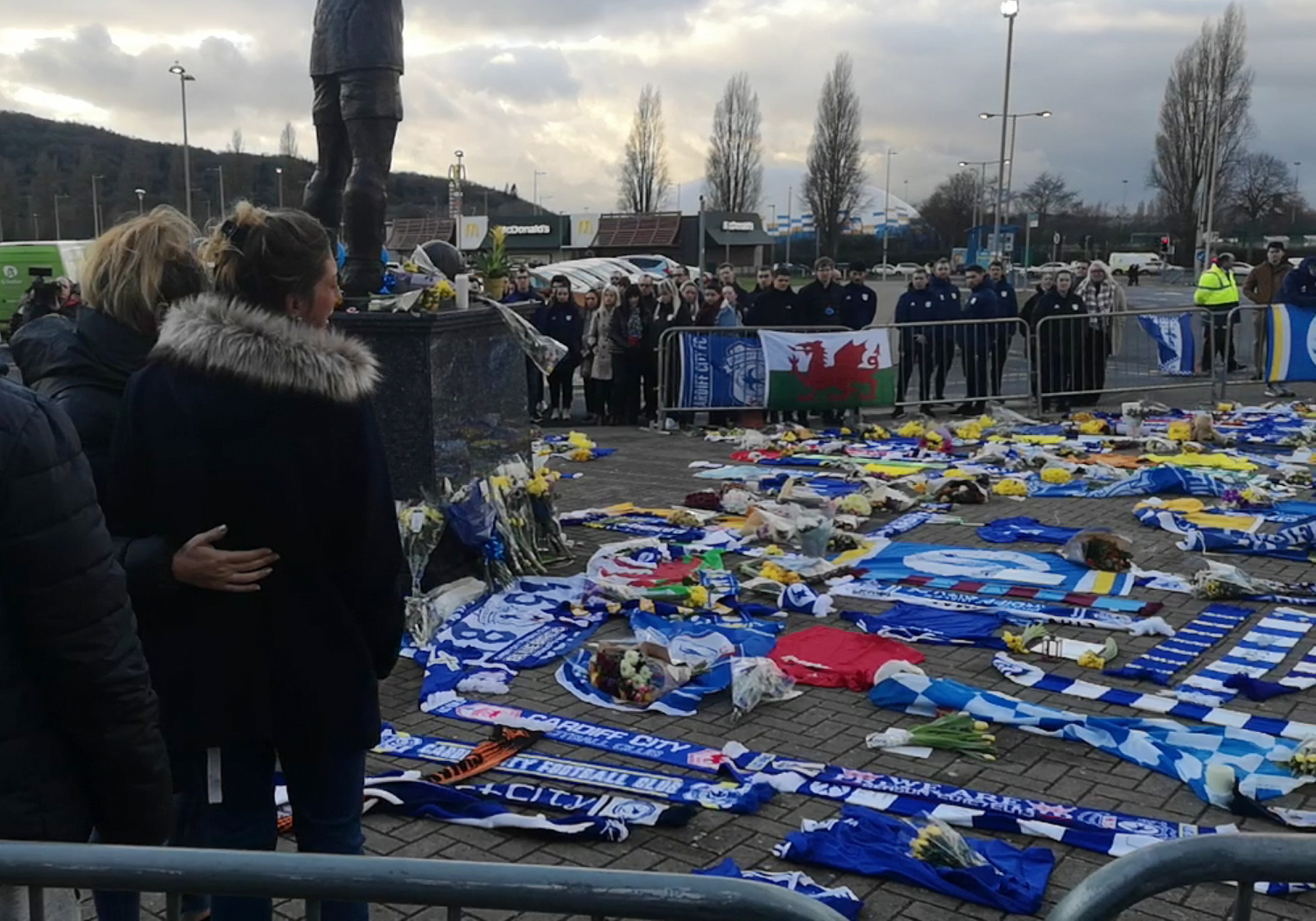 Search For Emiliano Sala To Resume After £130,000 Raised On GoFundMe