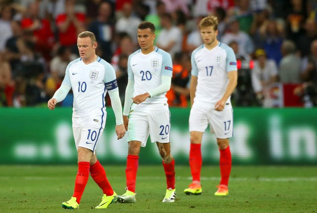 England's loss to Iceland two years ago, shown by ITV, was a low moment
