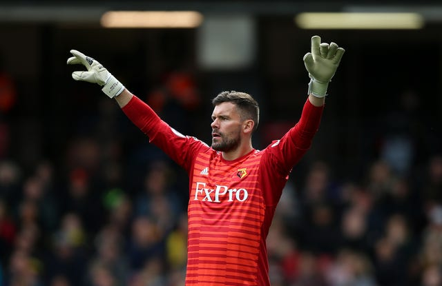 Ben Foster has been Watford's number one in the Premier League