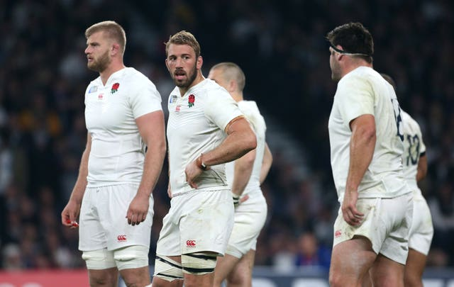 England were knocked out at the pool stage in 2015