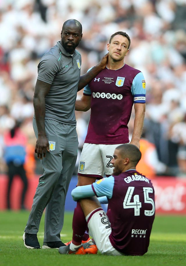 Aston Villa v Fulham – Sky Bet Championship – Final – Wembley Stadium