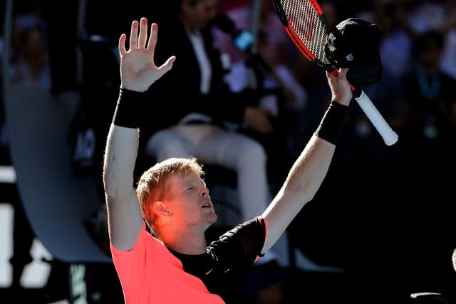 Kyle Edmund far exceeded expectations with his run to the semi-finals