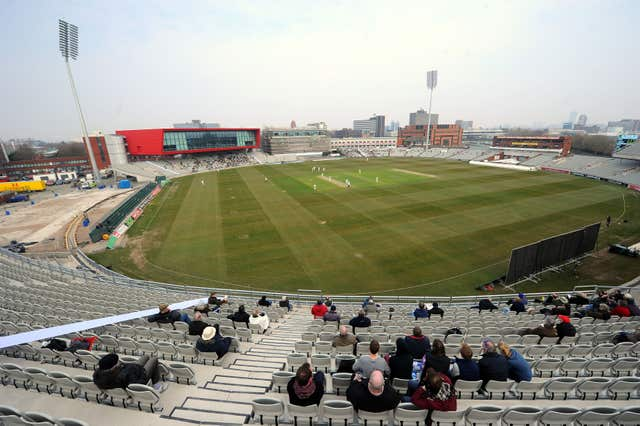 Cricket – LV=County Championship – Division Two – Day One – Lancashire v Worcestershire – Emirates Old Trafford