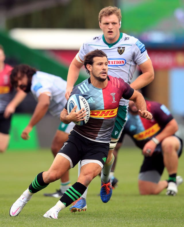 Harlequins v Northampton Saints – Gallagher Premiership – Twickenham Stoop