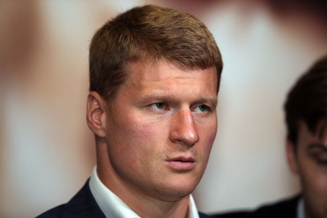 Povetkin is counting on his experience