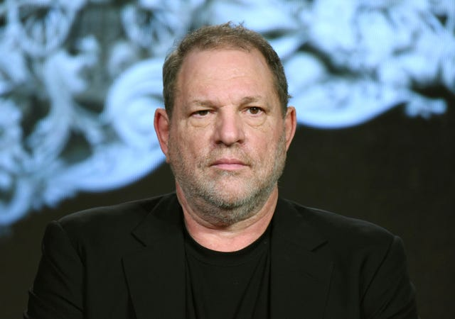 Harvey Weinstein Sexual Harassment